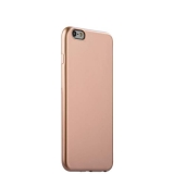 Чехол-накладка силиконовый J-case Shiny Glazed Series 0.5mm для iPhone 6S Plus/ 6 Plus (5.5) Jet Gold Золотистый