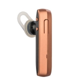Bluetooth - гарнитура COTEetCI BH07 CAR Universal (BH3007 - MRG), цвет розовое золото