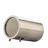 Портативная Bluetooth колонка COTEetCI BS - 06 STEEL POWER SPEAKER (CS5023 - SS 75 dB), цвет серебристый