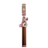 Монопод для селфи COTEetCI Aluminum Self-Stick (Bluetooth) CS5107-MRG алюминиевый, 1000мм Розовое золото