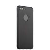 Силиконовый чехол - накладка для iPhone 8 Plus Hoco Juice Series, цвет черный