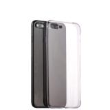 Силиконовый чехол - накладка для iPhone 8 Plus Hoco Light Series, цвет дымчатый