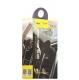 Автомобильный держатель Hoco CA19 Metal magnetic air outlet mobile phone holder - магнитный универсальный в решетку черный