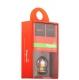 Магнитный автомобильный держатель для смартфонов Hoco CA6 Full - metal magnetic vehicle holder, цвет золотистый