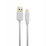 Lightning кабель USB Hoco X1 Rapid (3.0 м), цвет белый