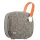 Портативная Bluetooth колонка Hoco BS8 Plain textile desktop wireless speaker Gray, цвет серый