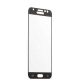 Защитное стекло 2D для Samsung GALAXY J7 SM - J727P (2017 г.) Black