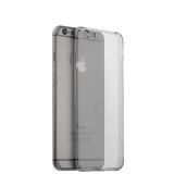 Силиконовый чехол - накладка для iPhone 6S Plus Hoco Light Series, цвет дымчатый