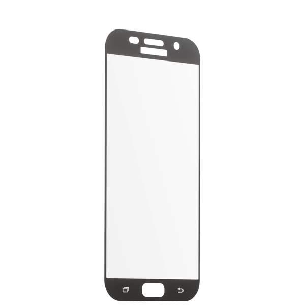 Защитное стекло 2D для Samsung GALAXY A7 SM - A720F (2017 г.) Black