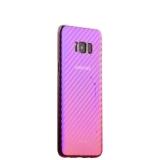 Чехол - накладка пластиковый J - case Colorful Fashion Series 0.5mm для Samsung GALAXY S8+ SM - G955 Розовый оттенок
