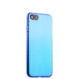 Чехол-накладка пластиковый J-case Colorful Fashion Series 0.5mm для iPhone 7 (4.7) Голубой оттенок