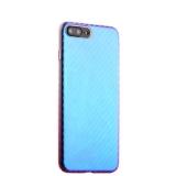 Пластиковый чехол - накладка для iPhone 8 Plus J - Case Colorful Fashion Series (0.5 мм), цвет розовый