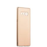 Чехол - накладка силиконовый J - case Delicate Series Matt 0.5mm для Samsung Galaxy Note 8 (N950) Золотистый