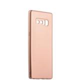 Чехол - накладка силиконовый J - case Delicate Series Matt 0.5mm для Samsung Galaxy Note 8 (N950) Розовое золото