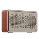 Портативная Bluetooth колонка iCarer Wireless Speaker BS - 221 Bass - Enhance 70db (IYX0001), цвет коричневый
