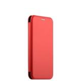 Чехол - книжка кожаный Fashion Case Slim - Fit для Samsung J330 (2017) Red Красный