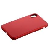 Чехол-накладка пластик COTEetCI Armor PC Case для iPhone X (5.8) CS8010-RD Красный
