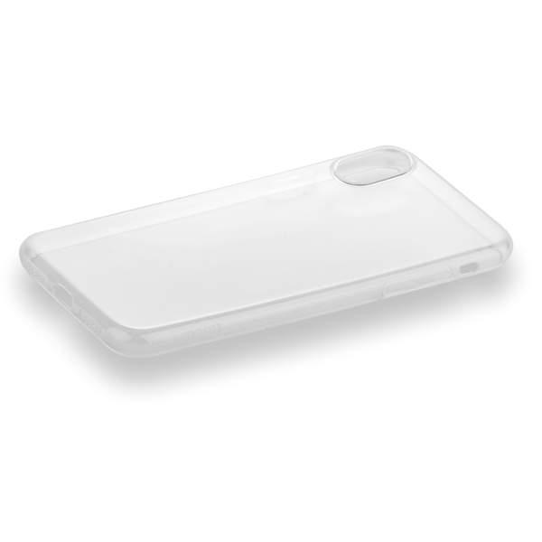 Чехол силиконовый Hoco Light Series для iPhone X (5.8) Прозрачный