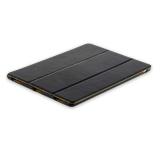Кожаный чехол книжка для iPad Pro 12.9 (2017 г.) iCarer Vintage Series, цвет черный