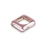 Силиконовый чехол для Apple Watch Series 2 (38 mm) COTEetCI TPU case (CS7040 - MRG), цвет розовое золото