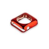 Силиконовый чехол для Apple Watch Series 2 (38 mm) COTEetCI TPU case (CS7040 - RD), цвет красный
