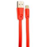 Lightning кабель USB быстрой зарядки Hoco X9 High speed Lightning (1.0 м), цвет красный