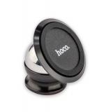 Автомобильный магнитный держатель для смартфонов Hoco CA6 Full - metal magnetic vehicle holder, цвет черный