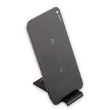 Беспроводное зарядное устройство Baseus Three-coil Wireless Charging Pad (WXHSD-B01) Черный