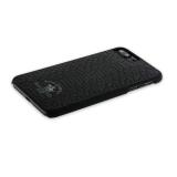 Кожаный чехол - накладка для iPhone 7 Plus Santa Barbara Polo & Racquet Club Knight Series, цвет черный