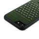 Накладка кожаная Santa Barbara Polo & Racquet Club Staccato Series для iPhone 8 (4.7) Темно-зеленая