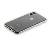 Силиконовый чехол - накладка для iPhone XS Deppa Gel Case D - 85335 (0.8 мм), цвет прозрачный