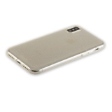 Чехол-накладка силикон Deppa Chic Case с блестками D-85340 для iPhone X (5.8) 0.8 мм Золотистый