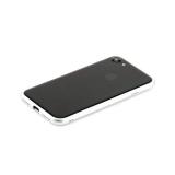 Пластиковый бампер для iPhone 8 Totu Evoque Series, цвет серебристый