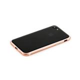 Бампер поликарбонат с силиконом Totu Evoque Series для Apple iPhone 8 (4.7) Розовое золото
