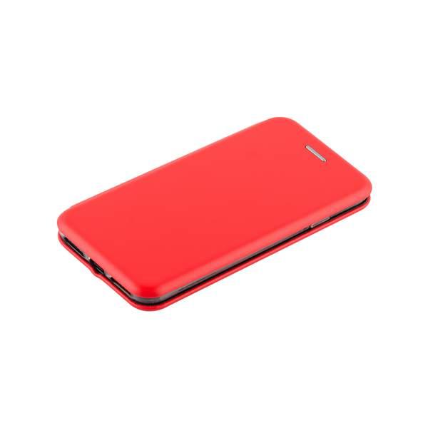 Чехол-книжка кожаный Fashion Case Slim-Fit для iPhone 8 (4.7) Red Красный