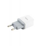 Сетевое зарядное устройство Hoco C22A Little superior charger (USB: 5V max 1A), цвет белый