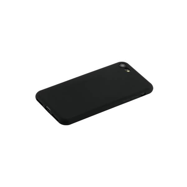Чехол-накладка силикон Anycase TPU A-140027 для iPhone 7 (4.7) 1.0  мм матовый Черный
