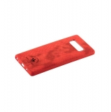 Накладка кожаная Santa Barbara Polo & Racquet Club Knight Series для Samsung Galaxy Note 8 (N950) Красная