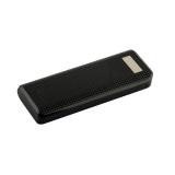Внешний аккумулятор Remax PPL 12 power bank (2 USB: 5V - 2.0/1.0A) - 20000 mAh Black, цвет черный