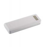 Внешний аккумулятор Remax PPL 12 power bank (2 USB: 5V - 2.0/1.0A) - 20000 mAh White, цвет белый