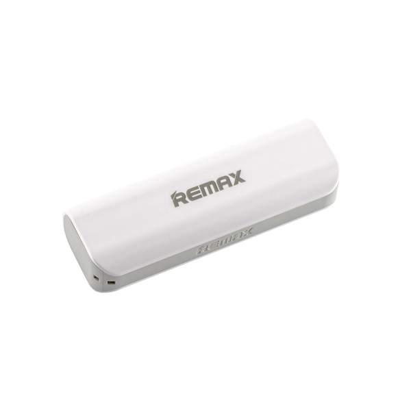 Внешний аккумулятор Remax RPL 3 Mini White power bank (USB: 5V - 1.5A) - 1800 mAh Grey, цвет серый