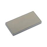 Внешний аккумулятор Remax PPP 12 Proda Superalloy power bank (2 USB: 5V - 2.0A) - 10000 mAh Silver, цвет серебристый