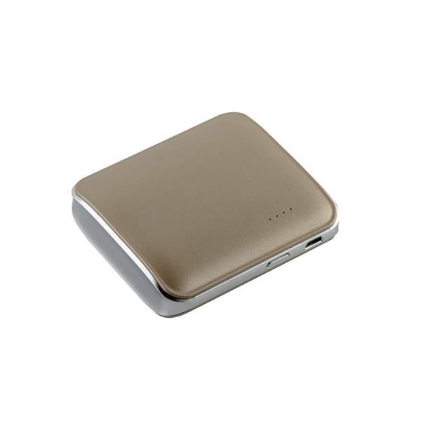 Внешний аккумулятор Remax PPL 21 Mink power bank (USB: 5V - 1.2A) - 5000 mAh White, цвет белый