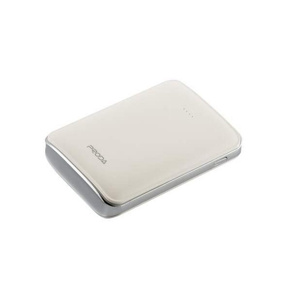 Внешний аккумулятор Remax PPL 22 Mink power bank (2 USB: 5V - 2.0A) - 10000 mAh Black, цвет черный