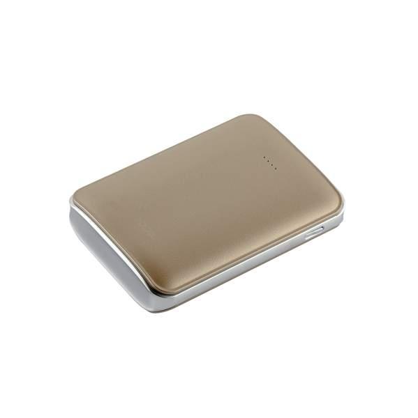Внешний аккумулятор Remax PPL 22 Mink power bank (2 USB: 5V - 2.0A) - 10000 mAh White, цвет белый