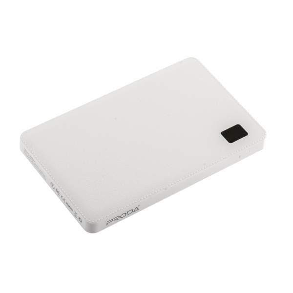 Внешний аккумулятор Remax PPP 7 Notebook power bank (4 USB: 5V - 2.0/1.0A) - 30000 mAh White, цвет белый