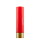 Внешний аккумулятор Remax RPL 18 Shell power bank (USB: 5V - 1.5A) - 2500 mAh Red, цвет красный