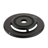 Беспроводное зарядное устройство Hoco CW9 Exalted wireless charging (5V-2A) Black