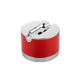 Док-станция iCarer Zinc Alloy Genuine Leather для iPhone X/ 8 Plus/ 8/ SE/ iPod & AirPods (IZC002red) Красный