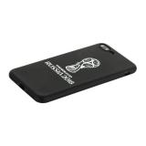 Чехол-накладка TPU Deppa D-103926 ЧМ по футболу FIFA™ Official Emblem для iPhone 7 Plus (5.5) Белый
